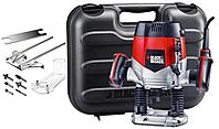 Black & Decker, KW900EKA, Фрезер  Black & Decker 1200W KW900EKA Black & Decker