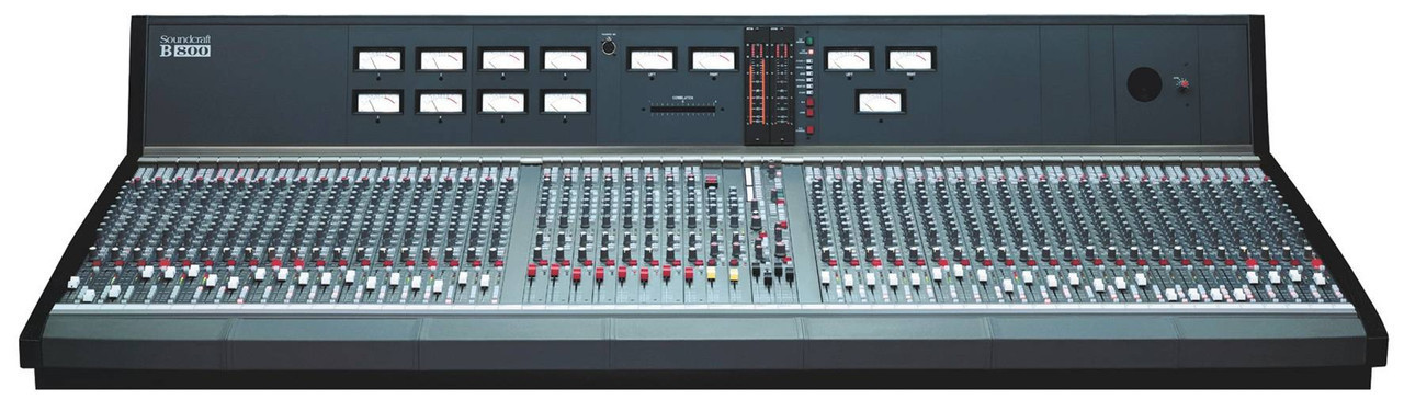 SOUNDCRAFT B800