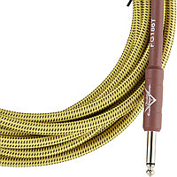 FENDER CUSTOM SHOP 10` INSTRUMENT CABLE TWEED, фото 1