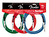 FENDER 15` CALIFORNIA INSTRUMENT CABLE CANDY APPLE RED