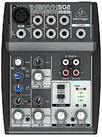 Behringer 502, 5, CD/tape., фото 1
