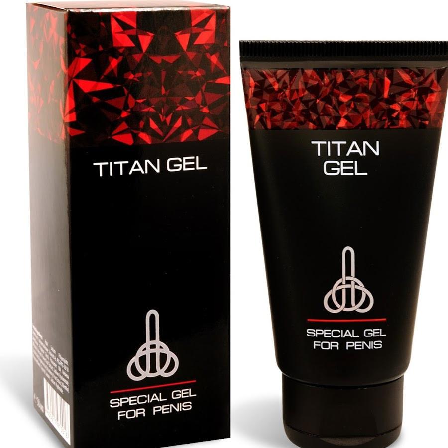 Titan Gel (Титан Гель) - крем для мужчин   Специальное предложение 1+1=3
