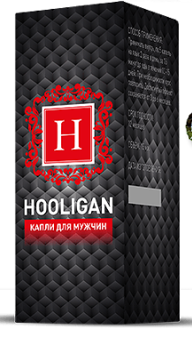 Hooligan - капли для потенции