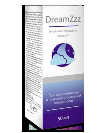 DreamZzz (дримз) - средство от бессонницы