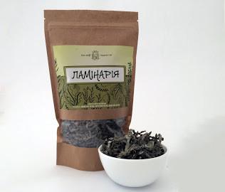 Ламинария - морская капуста Полезные свойства