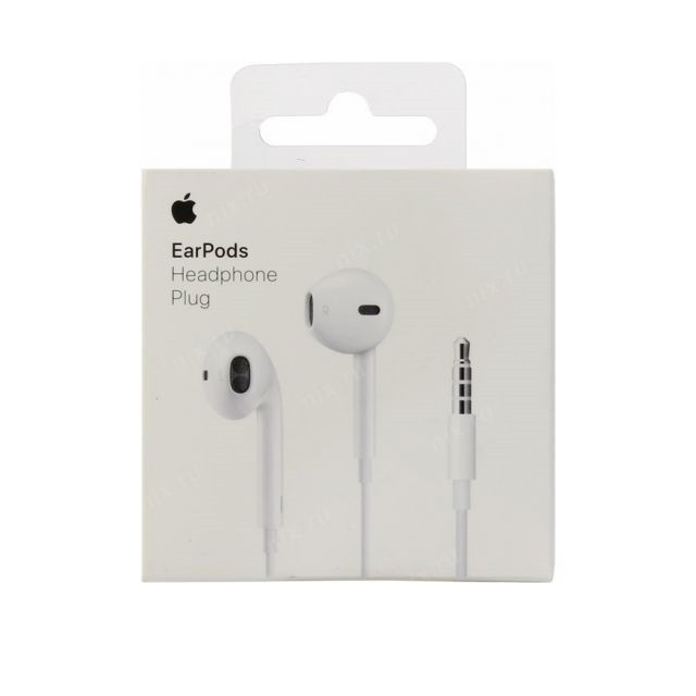 Наушники Apple EarPods 3,5mm Original