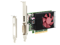 HP видеокарта NVIDIA GeForce GT 730 DP 2GB PCIe x8 GFX (Z9H51AA)