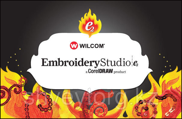 Wilcom Embroidery Studio e2.0(Русская версия)