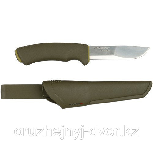 Нож MORAkniv Bushcraft Forest универс. нерж./ст., рез.ручка (12493)