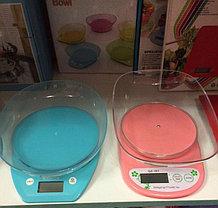 Весы кухонные  Electronic Kitchen Scale (разные цвета), фото 2