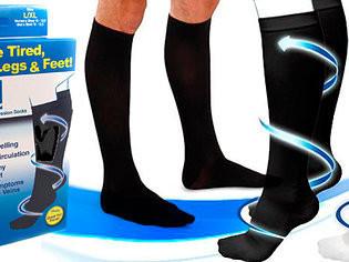 Носки антиварикозные лечебные Miracle Socks
