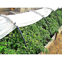 Парник 3 м, 3 секции, 4 дуги, плотность укрывного материала 45 г/м² «Агроном, фото 3