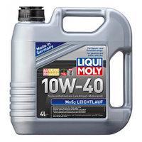 Моторное масло LIQUI MOLY MOS2 LEICHTLAUF 10W-40 4 литра