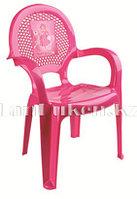 Детский стульчик DDStyle 06205 розовый