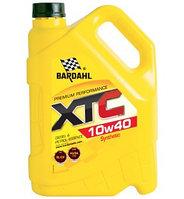 Моторное масло Bardahl XTC 10W40 5 литров