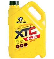 Моторное масло Bardahl XTC 5W30 5 литров