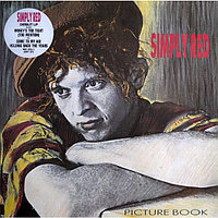 Simply Red Picture Book LP (б/у) 713319