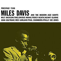 Davis Miles And The Modern Jazz Giants Back To Black LP 740170