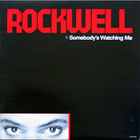 Rockwell Somebody's Watching Me LP (NR б/у) 910445