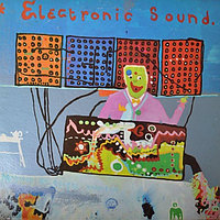 Harrison George Electronic Sound (Remastered) LP 928798