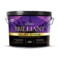 Краска интерьерная PARADE DELUXE Brilliant silky shine База А 0,9л Россия 935747
