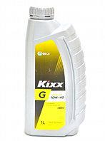 Моторное масло KIXX G SL 10w40 1 литр