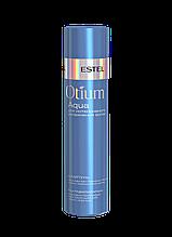 Без сульфатный шампунь для интенсивного увлажнения волос Estel OTIUM Aqua, 250 мл.