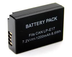 Батарея Canon LP-E17