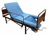 Кровать с боковыми ограждениями КМФ 932
