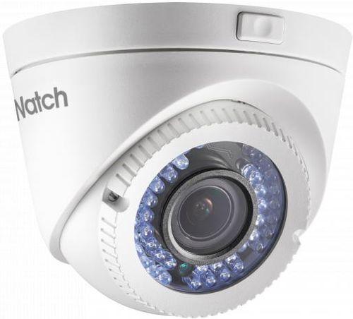DS-T109 - 1.3MP HD-TVI CVBS уличная купольная варифокальная камера с мощной ИК-подсветкой.
