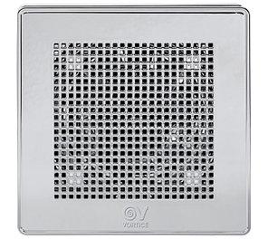 "Вытяжной вентилятор PUNTO EVO GOLD ME100/4""LL ORO BIANCO-WHITE (БЕЛОЕ ЗОЛОТО) , фото 2"