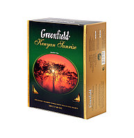 Greenfield Kenyan Sunrise, black tea 100 пак