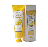 FarmStay Banana Hand Cream Крем для рук с экстрактом банана 100 мл.