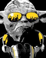Футболка Yoda (Светится в темноте и ультрафиолете)