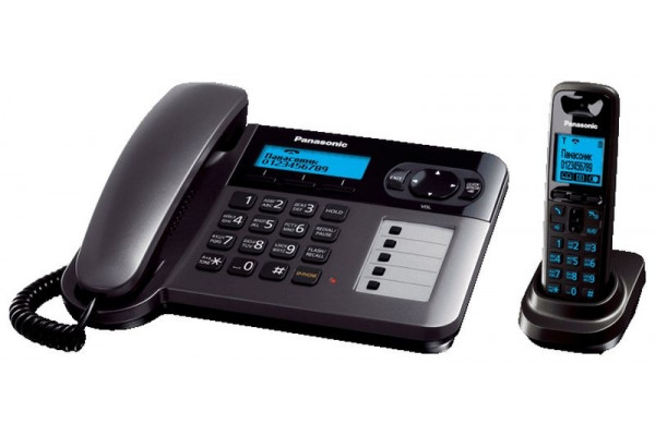 "Panasonic KX-TG6451CAT DECT телефон - ТОО ""ИНТЕРТАУ ГРУПП"" в Алматы"