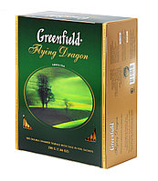 Greenfield Flying Dragon, green tea - 100пак