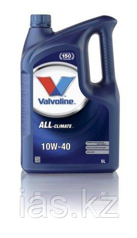 Моторное масло Valvoline All-Climate 10W40 4 литра