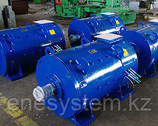 Двигатели краново-металлургические