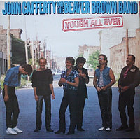 John Cafferty And The Beaver Brown Band Tough All Over LP (M б/у) 956037