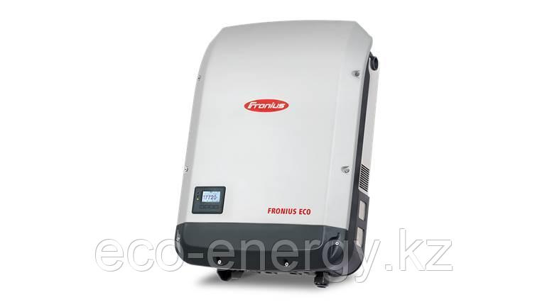 Fronius Eco 25.0 ‐3‐S WLAN/LAN/WEBSERV