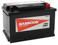 Аккумуляторы HANKOOK 75B24R 55AH