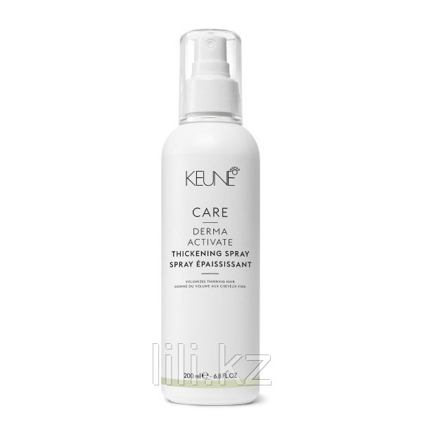 "Спрей ""Уплотняющий"" - Keune Care Thickening spray  ""Derma Activate"" 200 мл"