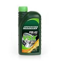 Моторное масло FANFARO VSX 5W40 1 литр