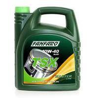 Моторное масло FANFARO TSX 10W40 4 литра