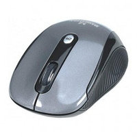 Клавиатуры и мышки Manhattan  Manhattan Performance Wireless Optical Mouse 177795 Grey USB