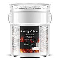 Апитерм®-Зима (органорастворимая) – краска для огнезащитной обработки металлических строительных конструкций