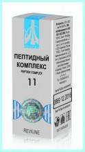 Пептидный комплекс (ПК) - 11 для мочевыделительной системы, почек