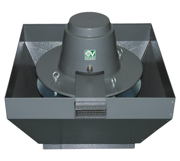 Крышный центробежный вентилятор TRM 30 ED-V 4P