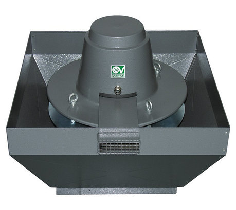 Крышный центробежный вентилятор TRT 100 ED-V 6P, фото 2