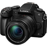 Panasonic Lumix DMC-G80 Kit (12-60mm F3.5-5.6 Power OIS, H-HS12060) черный